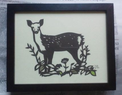 画像1: 鹿