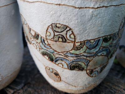 画像4: ゼンタングル鉢〜木の実/3個セット