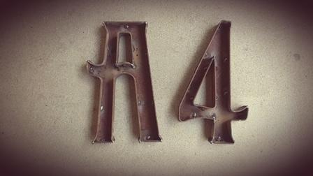 画像3: 鉄の図案文字*プランツボックス