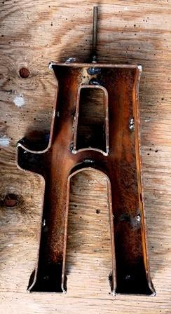 画像4: 鉄の図案文字*プランツボックス
